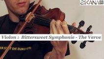 Cours violon : Bittersweet Symphonie - The Verve - HD