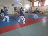 Série de Iai Jitsu travaillée lors du stage d'août de Toreikan Budo