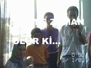 Yalıhüyük ten Manavgat'a Yıldız  ailesi sene 1989