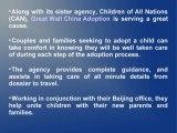 Great Wall China Adoption Reviews, Great Wall China Adoption
