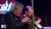 Trio Eric Le Lann - If i should lose U en live dans RTL Jazz Festival présenté par Jean-Yves Chaperon