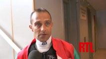 Interview vidéo de Thierry Thulliez, Jockey de Glowing Cloud
