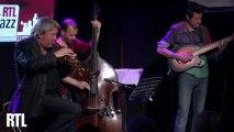 Trio Eric Le Lann - Zingaro en live dans RTL Jazz Festival présenté par Jean-Yves Chaperon