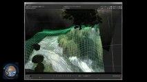 Demo de réalisation de VFX Compositing et Matte Painting 3D