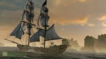 Assassin's Creed 4 Black Flag | Pirate Naval Exploration Gameplay (Commentary) [EN] (2013) | FULL HD