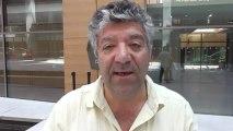 Antoine Fatiga, Front de Gauche ( Conseil régional de Rhône-Alpes): le report modal indispensable au Lyon Turin