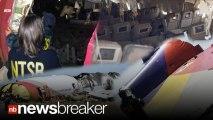 RAW AUDIO: CHP's 911 Calls After Crash of Asiana Flight 214 in San Francisco