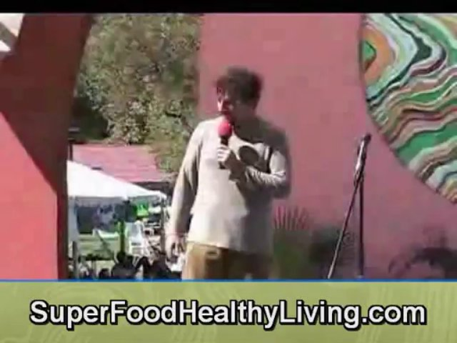 Healthy Eating, Organic Raw Superfoods