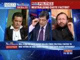 The Newshour Debate: Politics beyond caste(Part 2)