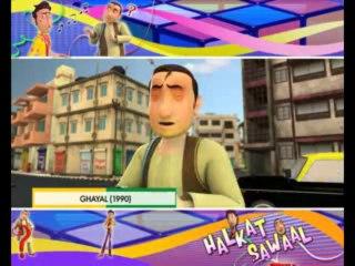HALKAT SAWAAL  - GHAYAL