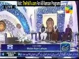 Rehmat-e-Ramzan By Hum TV - 12th July 2013 (Sehar) - Part 2