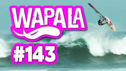 Wapala Mag - #143 : Philip Köster à Pozo | le tube en surf | SUP sur le Tarn