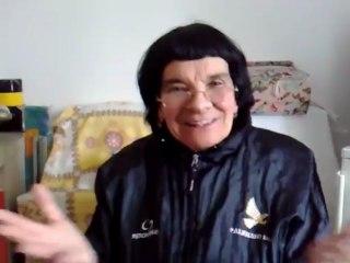 Rosaria Mannino saluta nuovamente gli amici di calcio