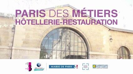 Forum emploi Métiers de l'hôtellerie et de la restauration 2013