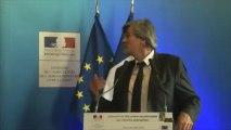 Discours de Stéphane Le Foll : 200e produit français sous indication géographique