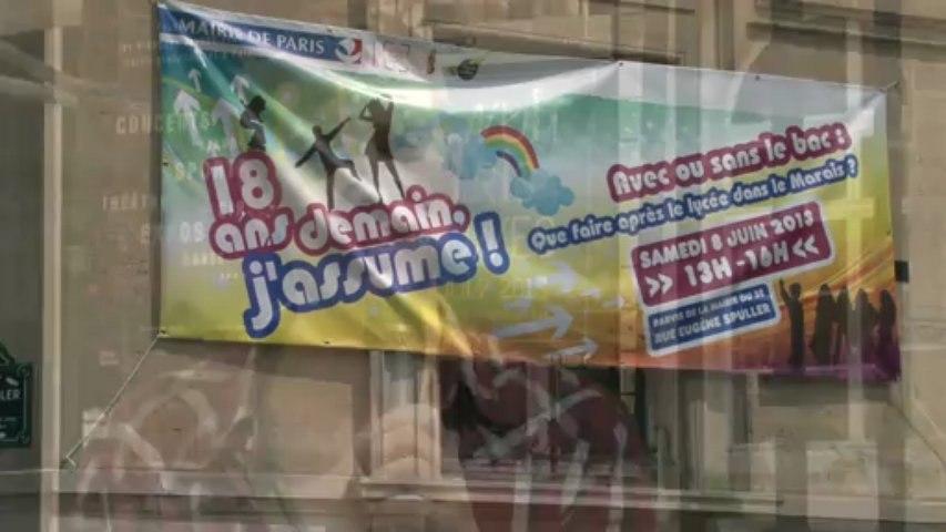 Forum jeune à la Mairie du 3e- Samedi 8 juin- TéléSorbonne