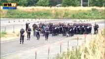 Défilés du 14 juillet: à l'entraînement avec les pompiers de l'Ouest - 12/07