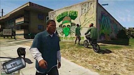Grand Theft Auto 5 Gameplay Trailer & PS4 Digital Downloads.