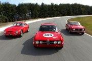 Alfa Romeo fête les 50 ans de son écurie de course automobile