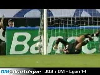 L1, Saison 05/06: OM - Lyon