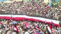 EEUU pide liberación de Mursi