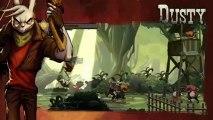 Dusty Revenge - Vidéo de gameplay