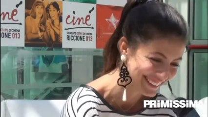 Video intervista ad Alessandra Mastronardi protagonista di L'ultima ruota del carro