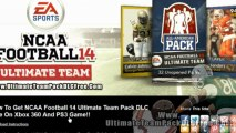 Download NCAA Football 14 Ultimate Team Pack DLC - Xbox 360 / PS3