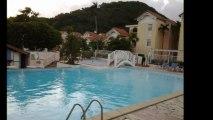Ti-Vacances  - Votre Appartement en Résidence Hôtelière avec Piscine sur la Route des Plages à Ste-Anne en Martinique
