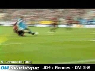 L1, Saison 05/06: Rennes - OM