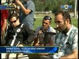Bruno Alves'in Basın Toplantısı - Topuk Yaylası - FB TV