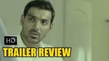 Madras Cafe Trailer Review    John Abraham Nargis Fakhri