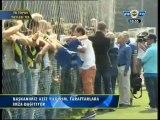 Aziz Yıldırım, Ersun Yanal ve Futbolcular, Topuk Yaylası'nda Taraftarlarla Buluştu