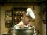 Muppets - Swedish Chef making fish