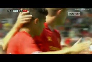 Philippe Coutinho Penalty vs Preston