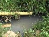El director técnico de JAGUAAZUL le responde a la comunidad del barrio Corina Uribe, en cuanto al tema de las aguas residuales y el servicio de agua potable