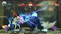 Super Street Fighter 4 Arcade Edition DLC Oni Vs Evil Ryu HD 720p
