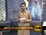 Rehmat e Ramzan 4th Seher 14-07-2013 Seg 8