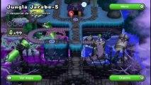 Wii U Super Luigi U Gameplay parte 5