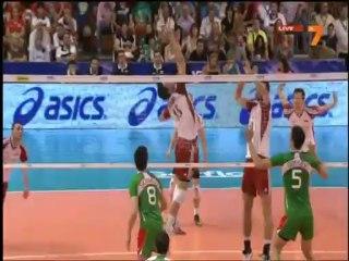 Bulgaria - Poland 12.07.2013 World League volleyball 1/2