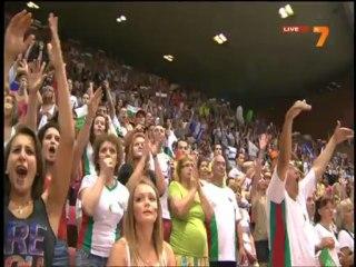 Bulgaria - Poland 12.07.2013 World League 2/2
