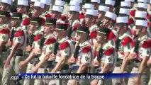 Défilé du 14 juillet: les troupes africaines à l'honneur
