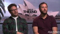 Seth Rogen And Evan Goldberg chat This Is The End