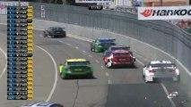 DTM 2013 Norisring Race Tomczyk crash