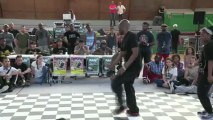 Paris Hip-Hop: BATTLE BBOYS