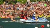 Cliff diving world series: Daring jumps over Lake Garda