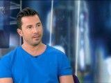 Entrevue avec Benedict sur MTV Greece