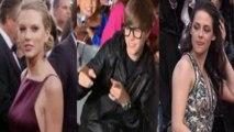 Celebrity Update on Taylor Swift, Kristen Stewart and Justin Bieber