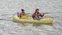 Clé 1 canoë - Comprendre le fonctionnement du bateau et de la pagaie simple