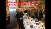 Chantal ANTUNES alliant travail et humour !